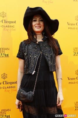 catherine malandrino in Veuve Clicquot Polo Classic at New York