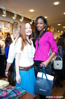 catherine pitcher in GANT Spring/Summer 2013 Collection Viewing Party