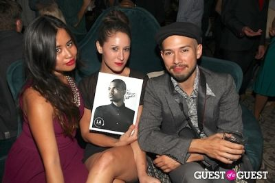 preston thalindroma in LA CANVAS Presents The Fashion Issue Release