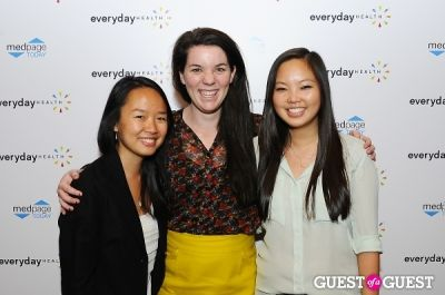 cathy chen in The 2013 Everyday Health Annual Party