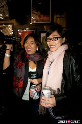 cathy yan in Thursday Nite Live at John Varvatos Bowery NYC presents - The Apple Bros