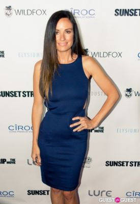 "catt sadler in ""Sunset Strip"" Premiere After Party @ Lure"