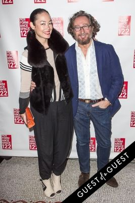 russell piccione in Performance Space 122's Spring Gala