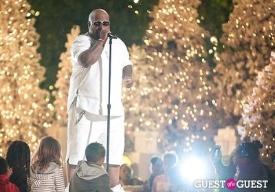 ceelo green in The Grove's 11th Annual Christmas Tree Lighting Spectacular Presented by Citi