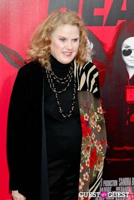 celia weston in The Heat Premiere
