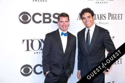 adam jacobs in The Tony Awards 2014