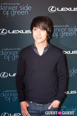 "chad rogers in Lexus ""Darker Side of Green"" Debates"