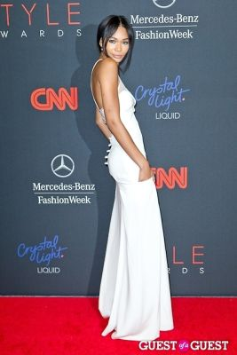 chanel iman in The 10th Annual Style Awards