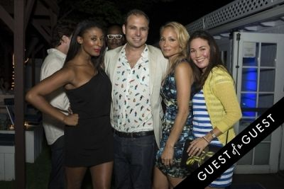 eileen lee in The Untitled Magazine Hamptons Summer Party Hosted By Indira Cesarine & Phillip Bloch