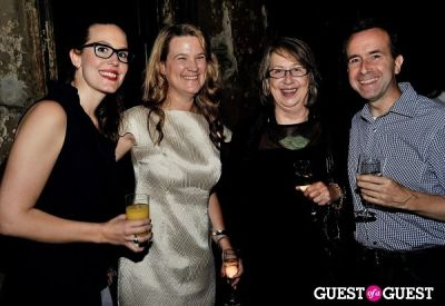 john henderson in Gotham PR Celebrates 10th Anniversary in NY