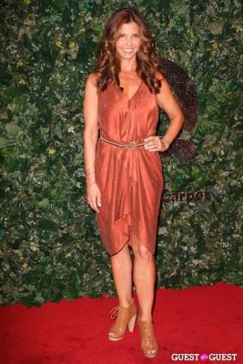 charisma carpenter in QVC Red Carpet Style