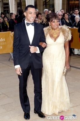 star jones in American Ballet Theatre's Spring Gala