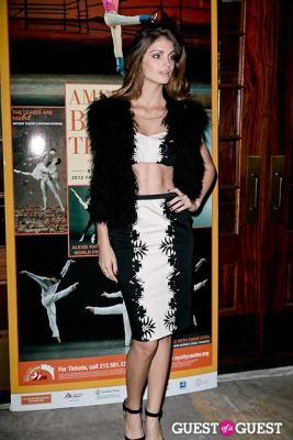 charlbi dean-kriek in American Ballet Theatre Opening Night Fall Gala