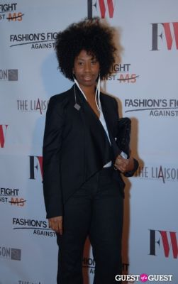 charlee covington in Fashion's Fight Against MS