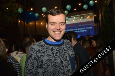 charles andrews in Bluesmart Opening Launch Party