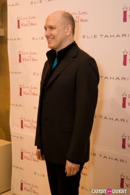 charles busch in Elie Tahari helps