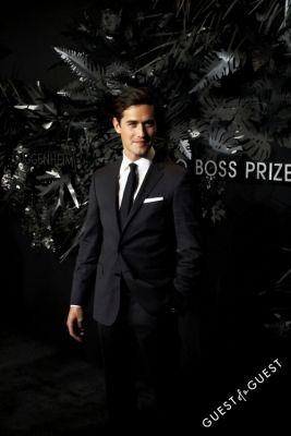 charlie siem in HUGO BOSS Prize 2014