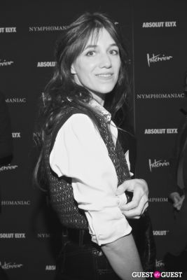 charlotte gainsbourg in New York Premiere of Magnolia Pictures' Nymphomaniac:Volume One