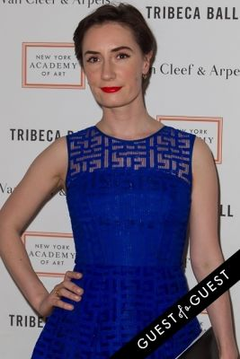 charlotte greenough in NY Academy of Art's Tribeca Ball to Honor Peter Brant 2015