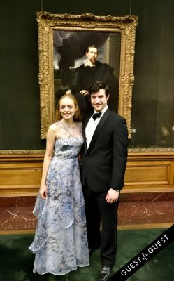 charlotte hailstone in The Frick Collection Young Fellows Ball 2015