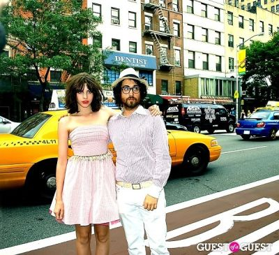 sean lennon in The Extra Man Premiere Starring Katie Holmes