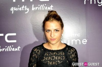 charlotte ronson in HTC Serves Up NYC Product Launch