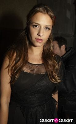 charlotte ronson in Charlotte Ronson Fall 2010 After Party