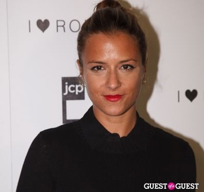 charlotte ronson in I Heart Ronson For jcpenney Holiday Party