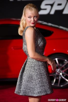 charlotte ross in U.S. Premiere Of Dreamworks Pictures