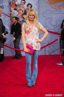 charlotte ross in Premiere Of Disney's