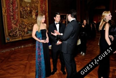 lazar zdravkovic in The Frick Collection Young Fellows Ball 2015