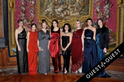 The Frick Collection Young Fellows Ball 2015