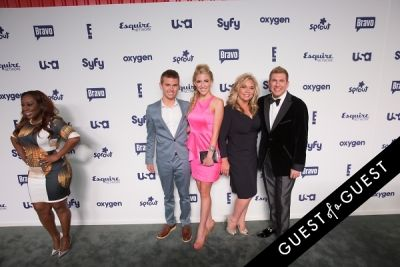 chase chrisley in NBCUniversal Cable Entertainment Upfront