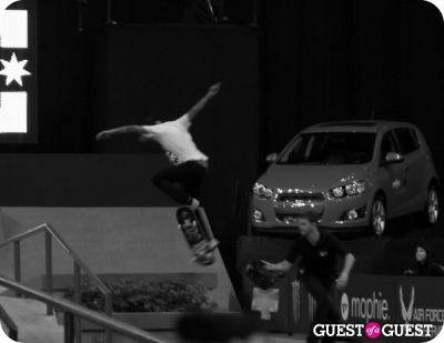 chaz ortiz in Street League Skateboard Tour