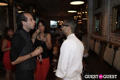 chef alan-vargas in The Grange Bar & Eatery, Grand Opening Party
