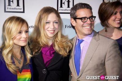 brian elliot in Chelsea Clinton Co-Hosts: Friendfactor