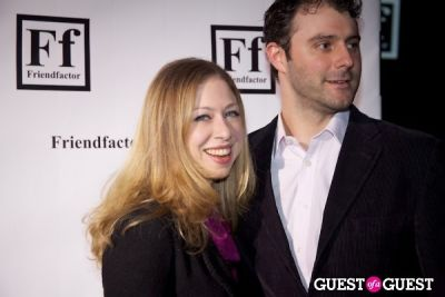 marc mezvinsky in Chelsea Clinton Co-Hosts: Friendfactor