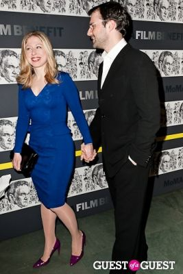 marc mezvinsky in Museum of Modern Art Film Benefit: A Tribute to Quentin Tarantino