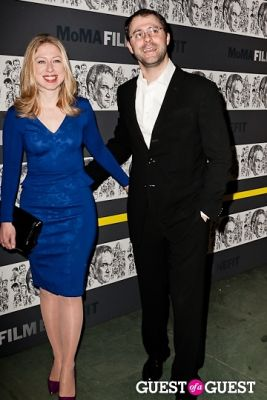 chelsea clinton in Museum of Modern Art Film Benefit: A Tribute to Quentin Tarantino