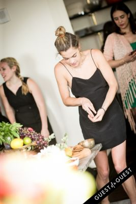 chelsea leyland in Guest of a Guest & Cointreau's NYC Summer Soiree At The Ludlow Penthouse Part II