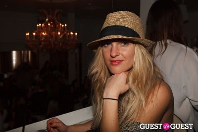 chelsea p in Bagatelle Oscar Brunch