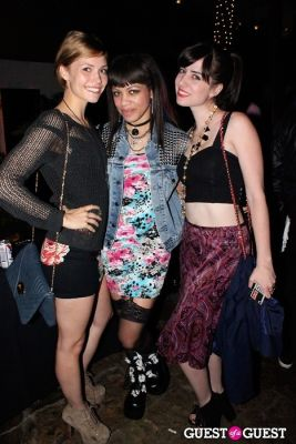 chelsey huffman in Nasty Gal Relaunch Party