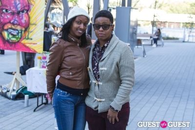 latesiya williams in The Sartorialist - Art in the Mix Festival