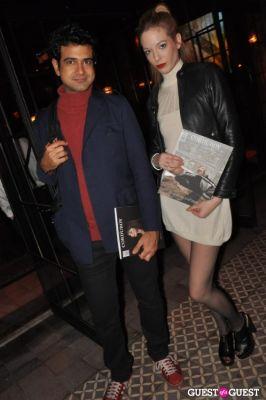 chervine dalaeli in Launch of Corduroy Magazine