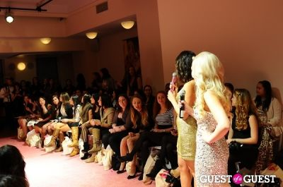 cheryl mainland in PromGirl 2013 Fashion Show Extravaganza