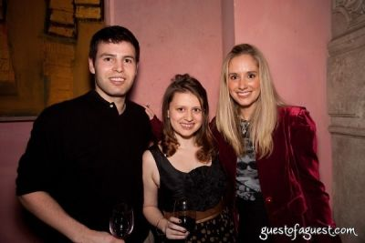 chiara atik in Guestofaguest Holiday Party 2009