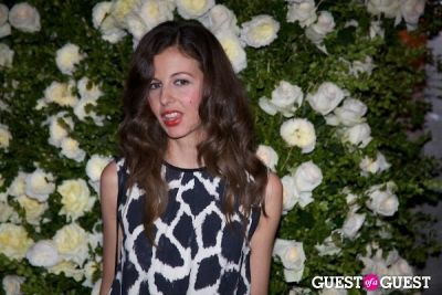chiara clemente in Chanel Tribeca Film Festival Dinner