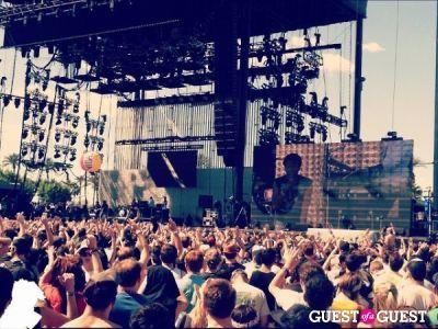 childish gambino in Coachella Weekend One Festival & Atmosphere