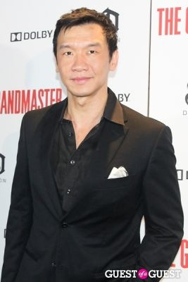chin han in The Grandmaster NY Premiere