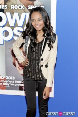 china anne-mcclain in Grown Ups 2 premiere